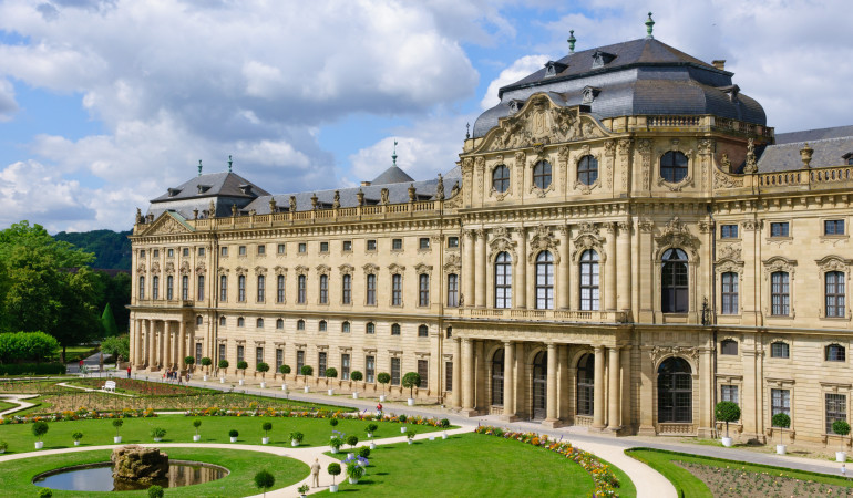 Wurzburg Residential Palace