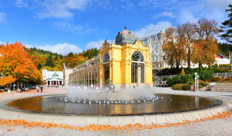 5 European Spa Towns to Spoil Yourself in