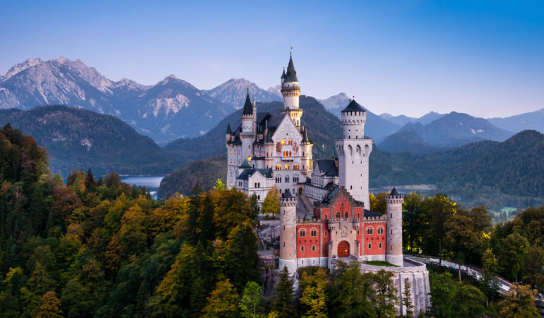 11 Magnificent Castles to visit in Central Europe