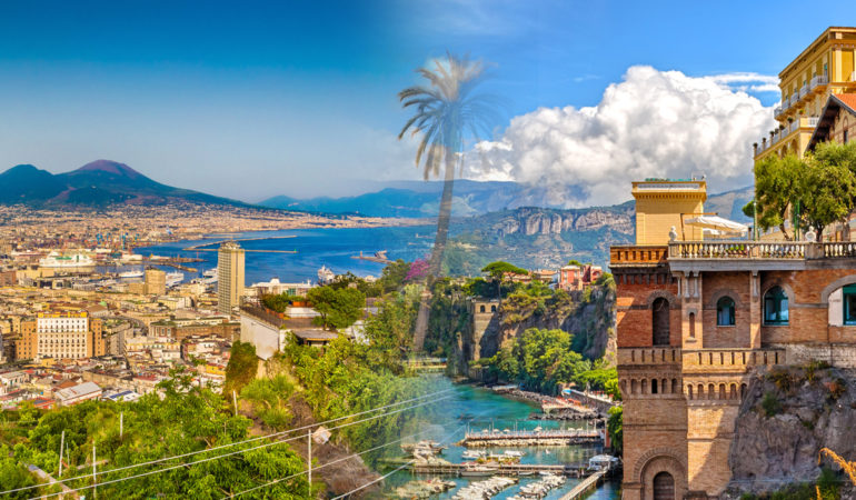 How to get from Sorrento to Naples