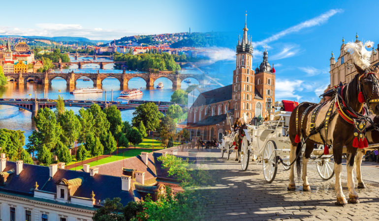 How to get from Prague to Krakow