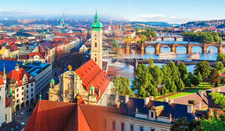 How to get from Prague to Munich