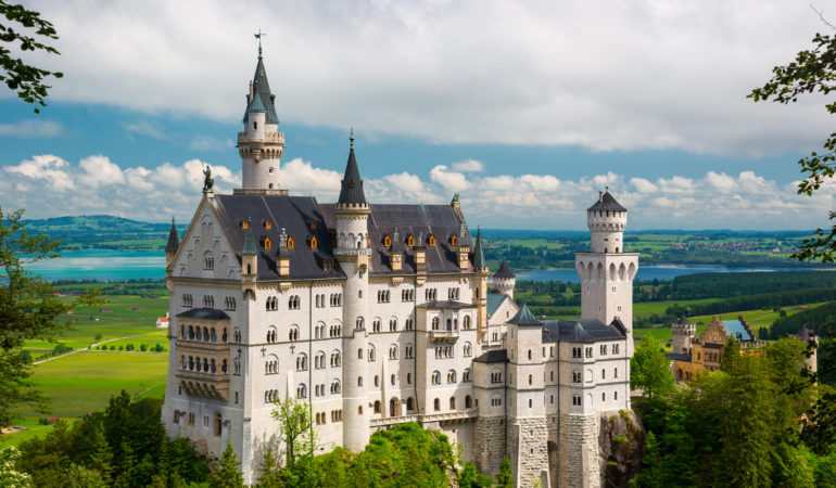 4-Day Tour of the Romantic Road Germany