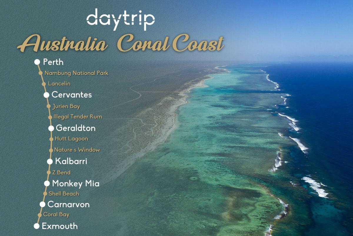 Australia's Coral Coast