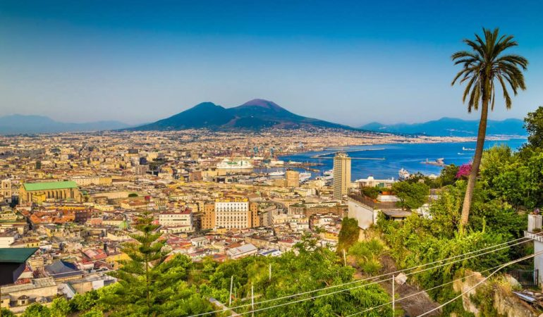 6 Days in Sunny Southern Italy