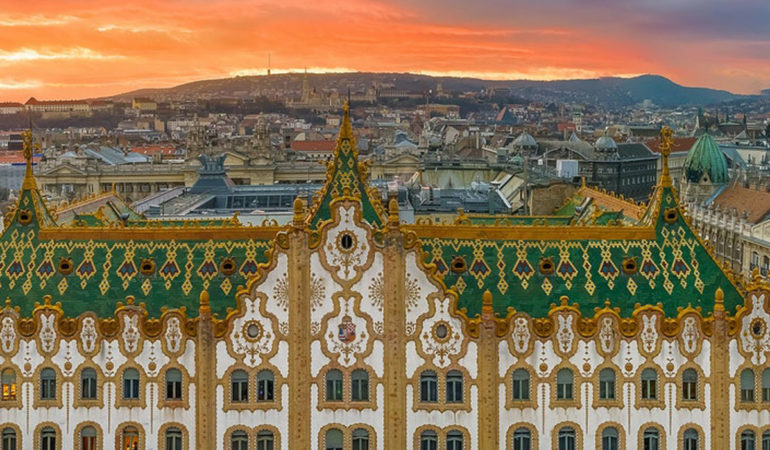 3-Day Art Nouveau Adventure in Central Europe