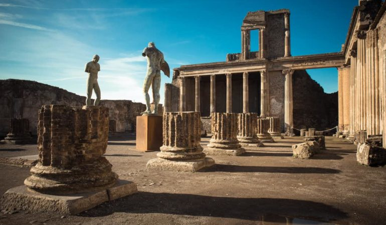 Southern Italy: 3-Days Ancient Ruins Tour