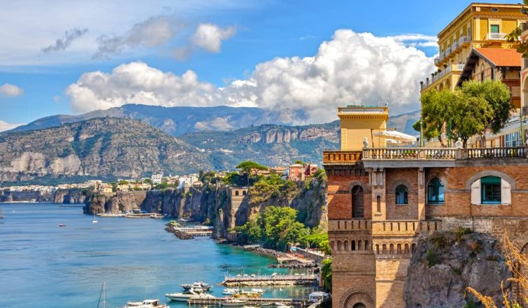 Southern Italy: Campania Food & Wine Tour