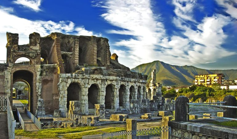 Southern Italy: UNESCO Sites Tour
