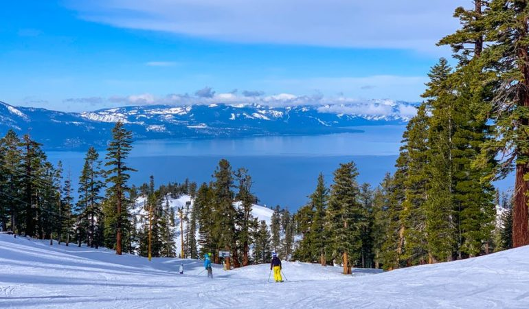 The Best Ski Resorts in California