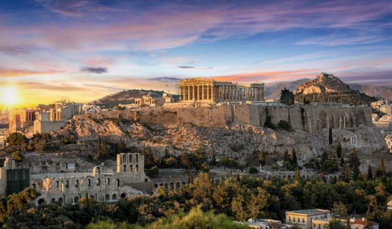 Classical Greece Tour from Athens