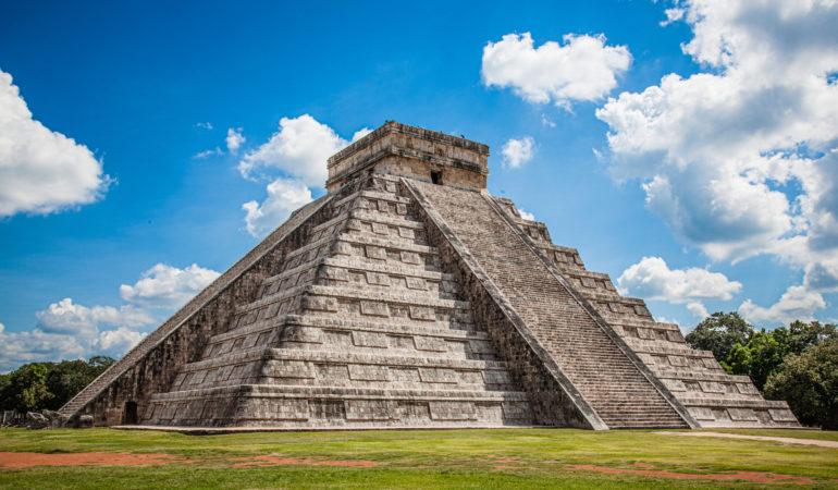 Yucatan Peninsula Ruins
