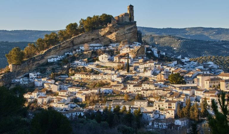 White Villages of Andalusia Tour